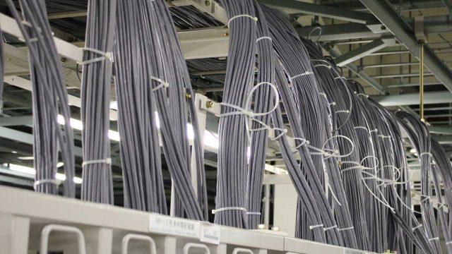 荒木電通が得意とする情報伝送設備工事の具体例