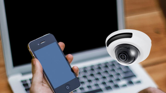 【新サービス】クラウド型監視カメラシステムをリリースしました